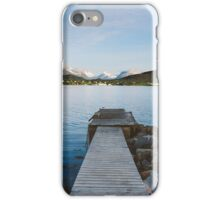 Lake Walk iPhone Case/Skin