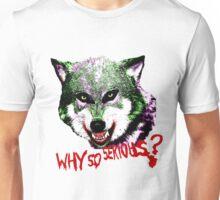 Joker Wolf Unisex T-Shirt