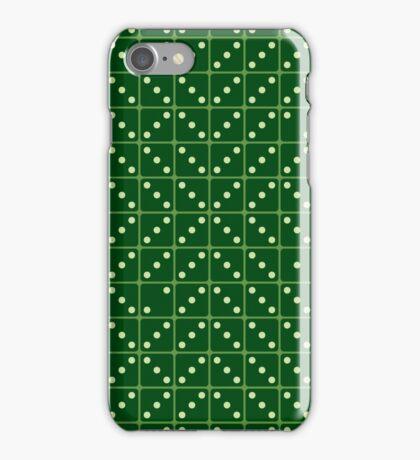 A Maze in Dice - Grass iPhone Case/Skin