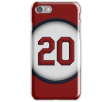 20 - The Franchise iPhone Case/Skin
