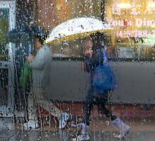 Dim Sum in the Rain by David Denny