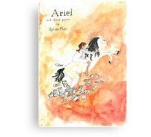 Ariel book cover Metal Print