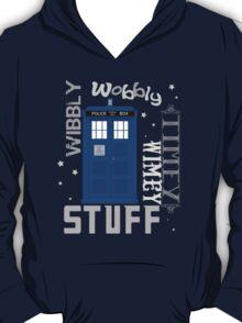 Wibbly Wobbly Timey Wimey Stuff T-Shirt