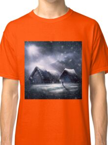 Going Home for Christmas Classic T-Shirt