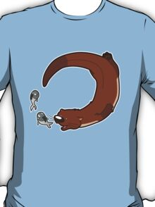 Swimming otter T-Shirt
