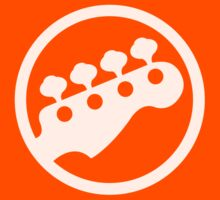 T-Shirt like Scott Pilgrim vs. The World Rock Band Instrument Symbol - Bass by FanmadeStore