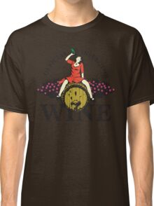 Official Wine Inspector Classic T-Shirt