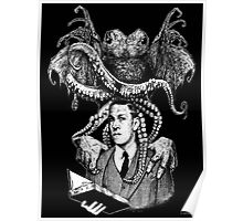 Lovecraft & Cthulhu Poster