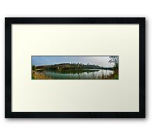 Ulley - Ultra-wide (12000 pixel) Framed Print