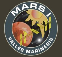 Mars One - Collector's Private Edition Insignia For 2020 Planet Colonization by DarkVotum