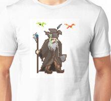 pixelgast the brown Unisex T-Shirt