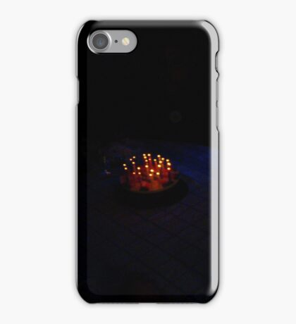 Make a Wish iPhone Case/Skin