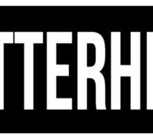 potterhead Sticker