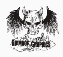 Grimace Graphics Skull by GrimaceGraphics