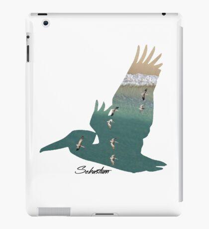 Sebastian Pelican iPad Case/Skin