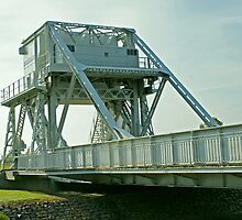 Pegasus Bridge by MikeSquires