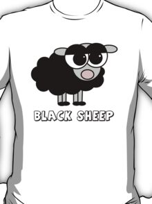 Cute Black Sheep T-Shirt