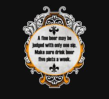 Four Pints A Week Long Sleeve T-Shirt