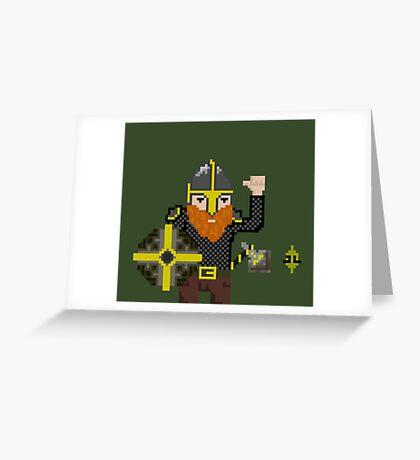 Dwarf Greeting Card