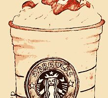 Start your day with a Starbucks by Lauren Panter