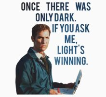 If You Ask Me, Light's Winning - True Detective by ShockRate