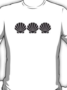 3 Sea Shells T-Shirt