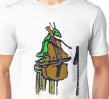 Siegfried Plays The Cello Unisex T-Shirt