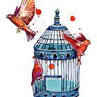 Bird Cage by SamNagel