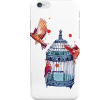 Bird Cage iPhone Case/Skin
