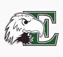 "College University ""Eastern Michigan Eagles"" Sports Baseball Basketball Football Hockey by artkrannie"