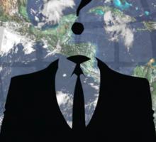 World Wide Anonymous Sticker