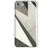 Triangle Collage iPhone Case/Skin