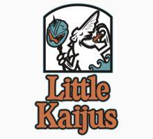 Little Kaijus One Piece - Short Sleeve