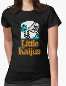 Little Kaijus Womens Fitted T-Shirt