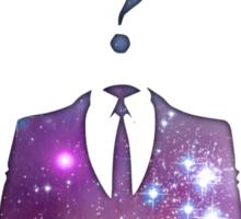 Cosmic Anonymous Sticker