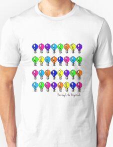 Colored bulbs T-Shirt