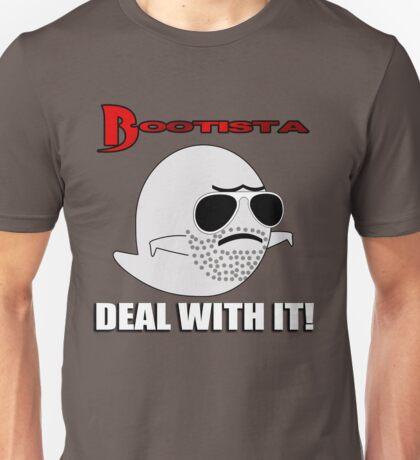 Bootista (W/ Stubble) Unisex T-Shirt