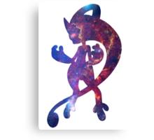 Mega Mewtwo Y used Psychic Canvas Print