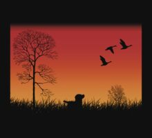 Real Duck Hunt T-Shirt