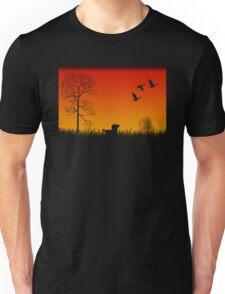 Real Duck Hunt Unisex T-Shirt