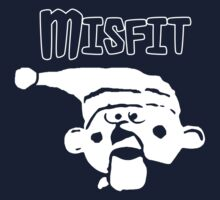 The Real Misfit - Rudolph Baby Tee