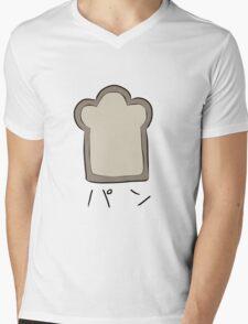 Anime Fashion: Toast  Mens V-Neck T-Shirt
