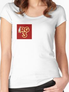 RG3 Women's Fitted Scoop T-Shirt