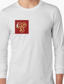 RG3 Long Sleeve T-Shirt
