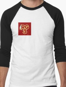 RG3 Men's Baseball ¾ T-Shirt