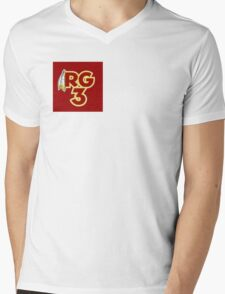 RG3 Mens V-Neck T-Shirt