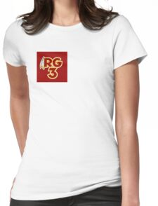 RG3 Womens Fitted T-Shirt
