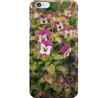 Trippy Flowers iPhone Case/Skin