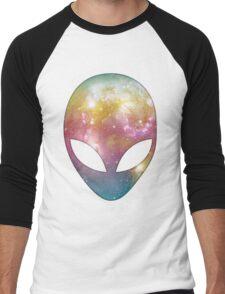 Space Alien Men's Baseball ¾ T-Shirt