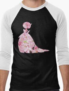 Mega Gardevoir used Moonblast Men's Baseball ¾ T-Shirt